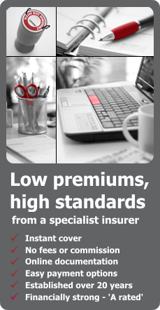Specialist insurance from Markel direct