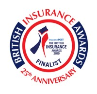 British Insurance Awards - Finalist 2019