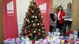 Carers Trust Christmas gifts
