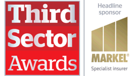 Third Sector Awards - headline sponsor