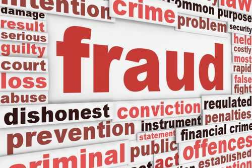 Charities lose out to fraud
