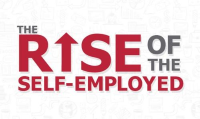 The Rise of the Self-Employed