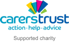 Carers Trust are our supported charity