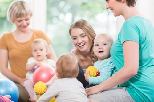 How to prevent accidents at parent and toddler groups